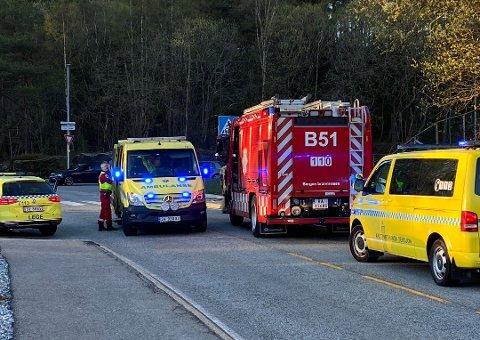 Politiet har snakket med vitner og gjort tekniske undersøkelser på stedet der ulykken skjedde.