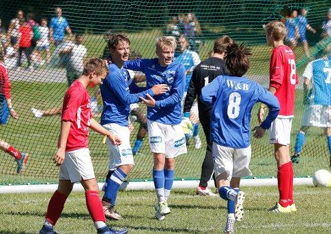 SESONGSTART: Drammencup markerer sesongstarten for en rekke lokale ungdomslag. Åmot er en av klubbene med påmeldte lag.