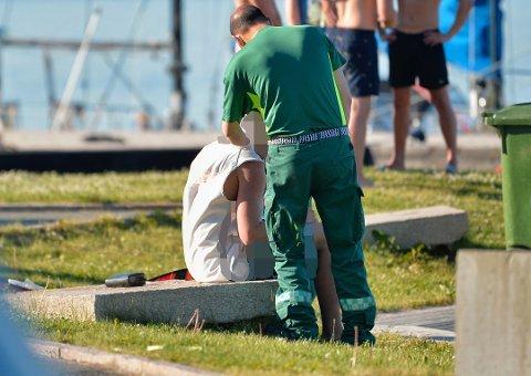 Et kriminelt ungdomsmiljø på Strømsø/Marienlyst knyttes til volden på Nøsted i fjor sommer. Denne grupperingen skal være oppløst, ifølge kommunen - men de får nei fra politiets Geir Oustorp.