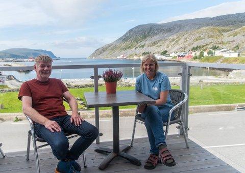 Jan Olav Evensen og Maria Sørbø forteller om hvilke utfordringer og hvilke resultater årets sesong har gitt.