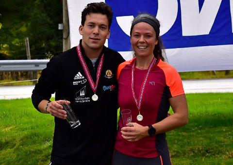Øyvind og Inger-Johanne Sørbø