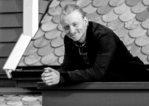 Johan J. Bakken inviterer til minifestival på Fanøy i slutten av juni.