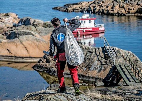 Den siste tiden har engasjementet rundt marin forsøpling vært enormt.