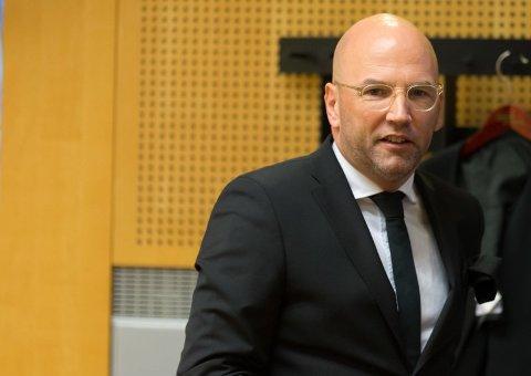 Advokat Brynjar Meling er forsvarer for Krekar, og har vært det i en årrekke (arkivfoto). Foto: Paul Weaver