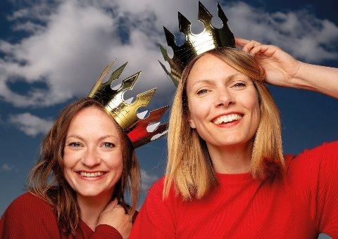 Anne Gunn Halvorsen og Randi Fuglehaug er begge journalister og forfattere med flere bøker bak seg.