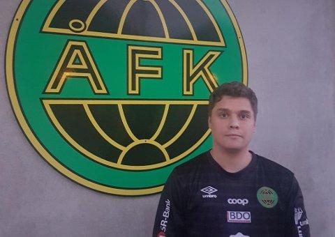 Kristian Heimdal Magnusson har tidligere spilt for Bryne. Nå har han signert for ÅFK.