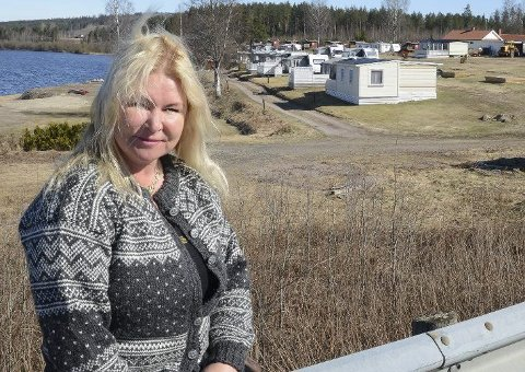 """LØP OG KJØP: Lisbet Eline Frisendal har tatt et stormskritt i livet - når det ble vedtatt i """"familierådet"""" at de skal selge både hjem og arbeidsplassen. Arkivfoto"""