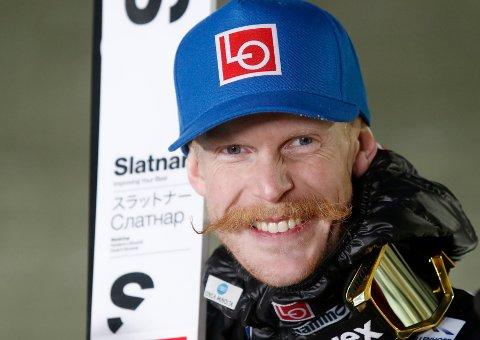 Robert Johansson er andremann i sammendraget når Raw Air-sirkuset inntar Lillehammer mandag.