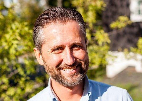Kristian Owren er administrerende direktør for Informasjonskontoret for farge og interiør.