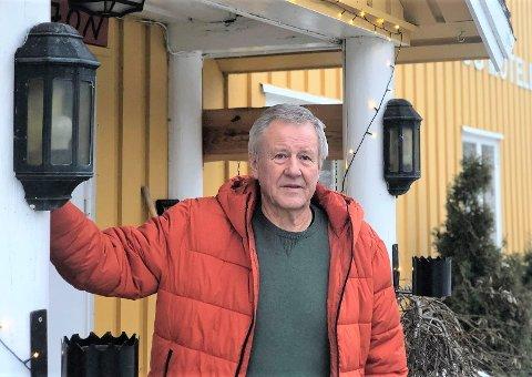 Festivalsjef Egil Fjeldstad sier han ble dyktig forbannet når festivalen måtte avlyses