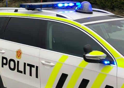 MANGLENDE TILLIT: Politiet i Innlandet.