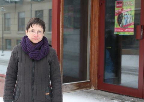 Tetyana Stang Lund gleder seg over at de skal huse fem barnekonserter på Vannvogna de kommende månedene.