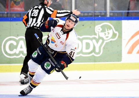Patrick Thoresen kan komme til å gå glipp av vårens VM på grunn av skade. (Foto: Mikael Fritzon / TT / NTB scanpix)