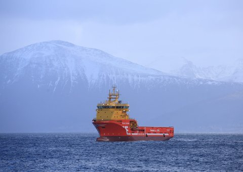 Eidesvik Offshore ASA er det ene av tre selskaper Aker BP har skrevet rammeavtale med.