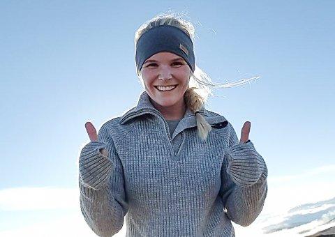 Nyansatt: Marianne Hoff Hjertås er ansatt som reisekonsulent i Naturlige Helgeland.