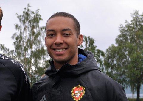 Jonathan Varela Byrkjenes skal straks til Aserbajdsjan for å trena norske talent under European Youth Olympic Festival.