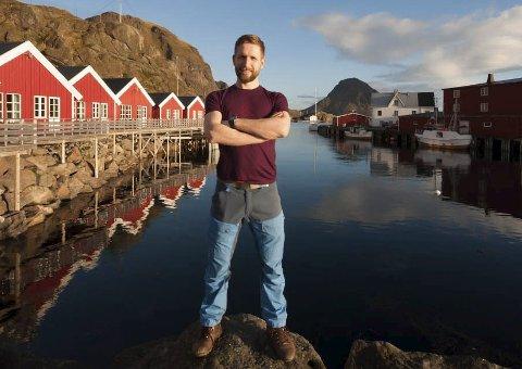 VIL HJELPE:  Yngve Rogstadkjærnet har stilt seg til disposisjon for helsetjenesten i Lofoten.