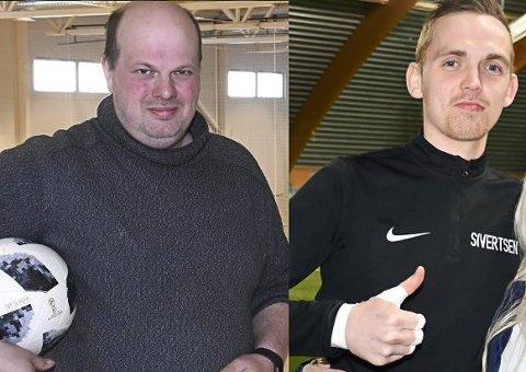 Finale: Etter flere måneder med spennende tipping møtes Ronny Johansen (44) og Kim Rune Sivertsen (23) til finalen i Tippemesterskapet denne uka.