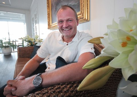 HARALD FLØGSTAD, Høyres ordførerkandidat i Moss