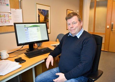 INNFØRER RESTRIKSJONER: Kurt Hetland er kommuneoverlege i Enebakk og har nå innført restriksjoner på sosiale sammenkomster.