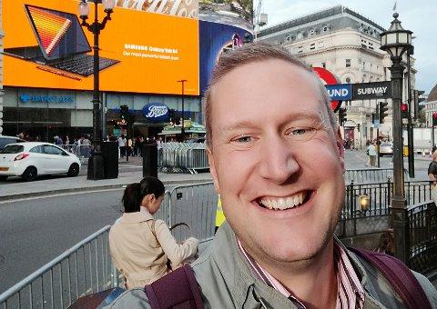 BARNEHAGER: Kim Aleksander Mo er barnehagelærer og gründer av Ped Opp Vestfold