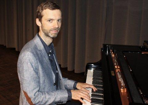 Philipp Richter spiller gratiskonsert under Kulturnatta torsdag 9. september.