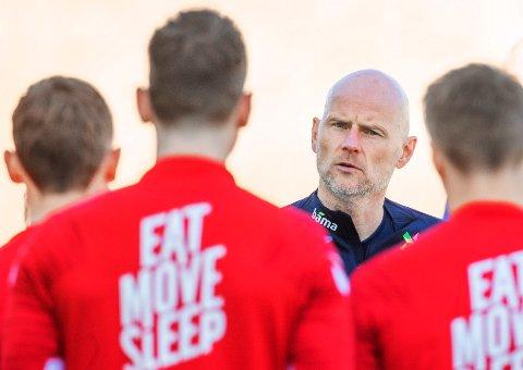 Landslagssjef Ståle Solbakken har lenge vært en tydelig stemme i kampen for å få gjenåpnet breddefotballen.