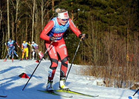 BRA NM: Vilde Flatland gikk tre bra løp i NM og er spent på fortsettelsen. Atrå-jenta ser frem til resten av sesongen.