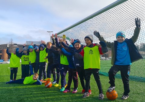 GRASROTANDEL: GUI Sportsklubb er en av de 120 idrettslagene i Asker som får tildelt midler fra Grasrotandelen.