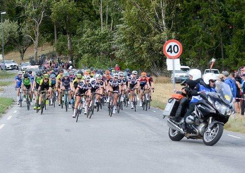 VRAKER INDRE ØSTFOLD: Ladies Tour of Norway velger en annen målby enn Mysen for sommerens sykkelritt.