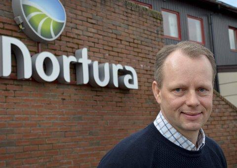INSPEKSJON ETTER STRØMBRUDD: Fabrikkdirektør Lars Ove Flaten bekrefter at Mattilsynet utførte en inspeksjon på fabrikken etter strømbruddet i midten av oktober.