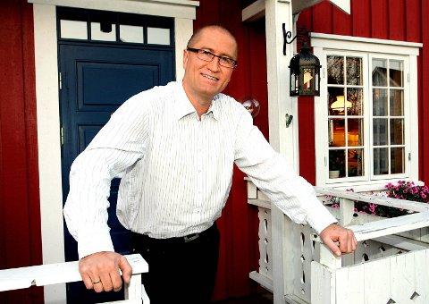 Viktig: Stortingsrepresentant Geir Bekkevold skal kjempe om en ny stortingsplass, selv om den henger i en tynn tråd. I dag starter partiet sitt landsmøte i Trondheim.