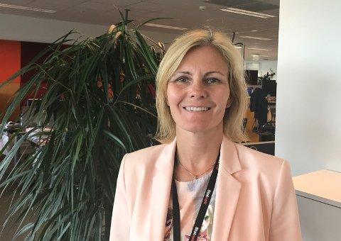 SNUR: Grete Westerberg, direktør for kraftsystemplanlegging i Statnett har tidligere sagt nei til utredning av nytt 420 kV-nett via Nordmøre, men melder fredag at to alternativ på Nordmøre likevel blir med i den videre utredningen av kraftforsyningen i regionen.