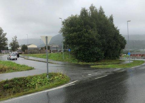 40: Kommunen ønsker at 40-sonen forbi skoleområdet på Øye forlenges slik at også dette krysset kommer inn i 40-sonen. Det er veimyndighetene enig i.