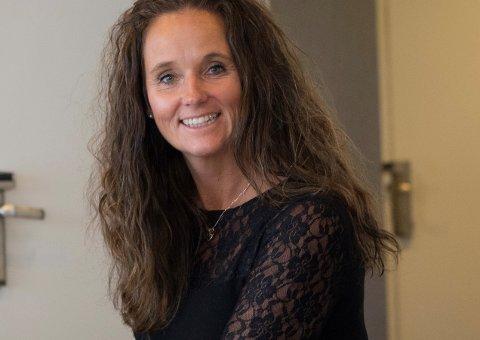 SKUFFET: Ellen Eriksen, fylkesrepresentant for Fremskrittspartiet i fylkestinget ble sjokkert da hun hørte at Stella kvinnesenter nå står på randen til nedstenging.