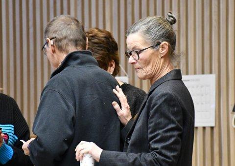 IKKE GODKJENT: Sandefjord kommune har gjennomført et tilsyn på eiendommen til Siri Foyn og mener at ombyggingen hun har gjort i garasjen krever både tillatelse og søknad om ansvarsrett til fagfolk som skal utføre jobben.– Garasjen er ikke godkjent for dagens bruk.