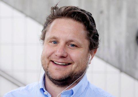 MED BASE PÅ MALTA: Kristian Lundkvist satser innenfor spillindustrien.