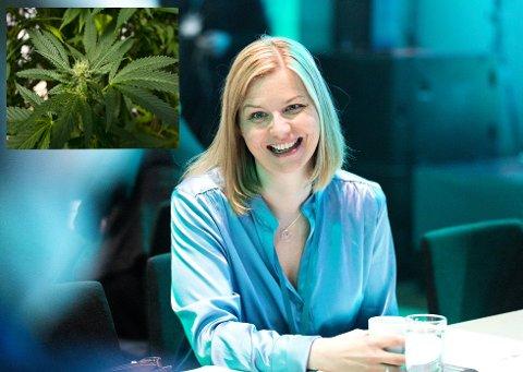 Cannabis i stedet for pels? Venstres Guri Melby kommer med et forslag som møter motbør i eget parti.
