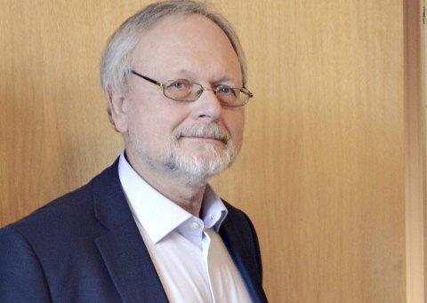 Fylkesrådmann Ottar Brage Guttelvik. (Arkiv)