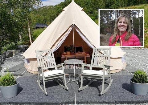 Stordalen Fjellstove opna i juli eit nytt tilbod der dei kombinerer naturoppleving med det meir luksuriøse.
