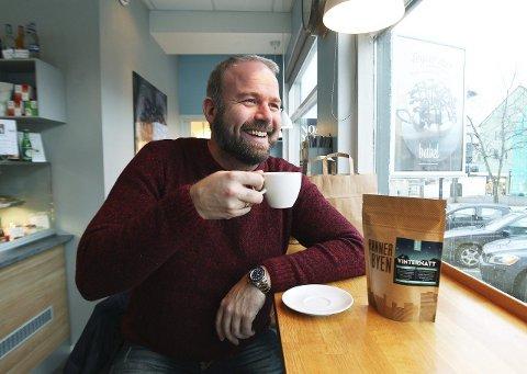 Kaffenyter: Thomas Hernes og Bønner i byen er etter alt å dømme på flyttefot.