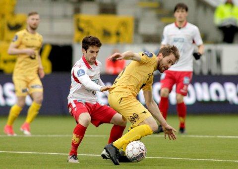 Glimt må til Harstad i cupen, mens fjorårets 1.divisjonsmotstander Levanger kommer til Bodø for å møte Junkeren.
