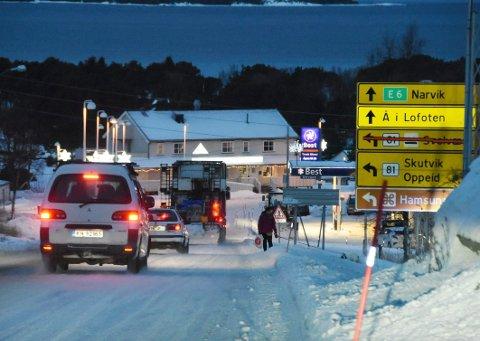 Nesten friskmeldt: Drikkevannskvaliteten på Ulvsvåg er omsider blitt forbedret. Hamarøy kommune jobber likevel med ytterligere tiltak for å optimalisere kvaliteten.