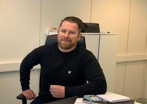 BYTTER BEITE: Etter toppjobb i NHO Reiseliv går Gøran Kimsaas (40) over i ny toppjobb.