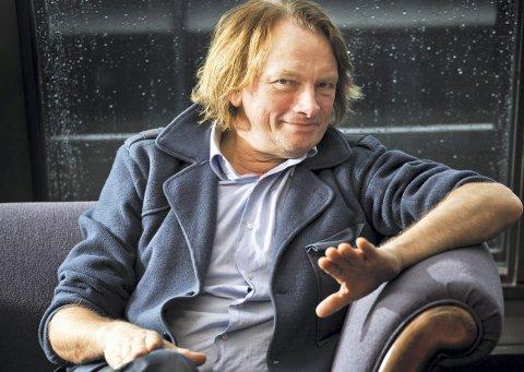 MARATONMANNEN: Jan Eggum (66) er midt inne i årets konsertmaraton på Madam Felle, med 21 konserter på 25 dager. – Jeg er veldig aktiv, medgir en av Norges mest konsertglade artister. FOTO: FRODE HANSEN