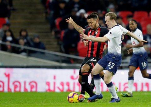 Joshua King står med en scoring i Premier League denne sesongen. I dag jakter nordmannen flere scoringer i hjemmemøtet mot Everton.