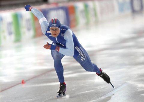 Håvard Lorentzen og de norske sprintguttene gikk inn til Norges første medalje i 2020.