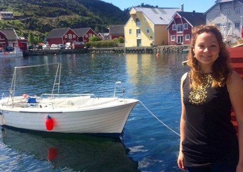 Venstre-politiker Rebekka Borsch ønsker egne vaskeplasser for småbåter som vil gjøre bunnstoff unødvendig.