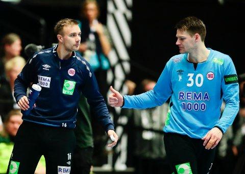 Mikkel Hansen herjet da Danmark slo Norge i Herning.