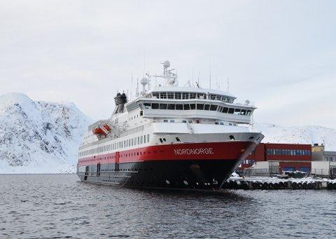 Hurtigruten skal presentere en satsning i Nordkapp tirsdag ettermiddag.